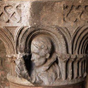 capitel pilastra