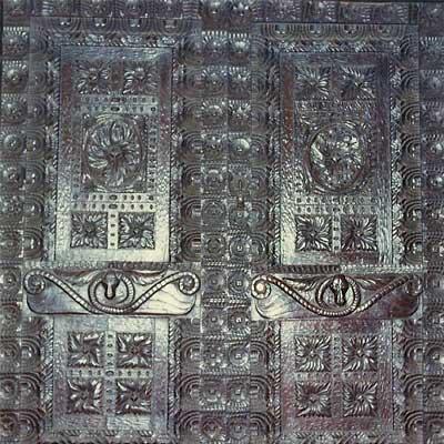 Puerta de cedro, Julio Ortiz de Zárate