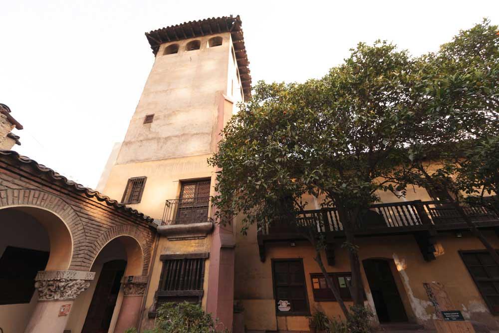 Torre, Casa de Los Diez, Patrimonio, conservación, restauración