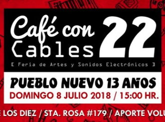 ccc22 cafe con cables