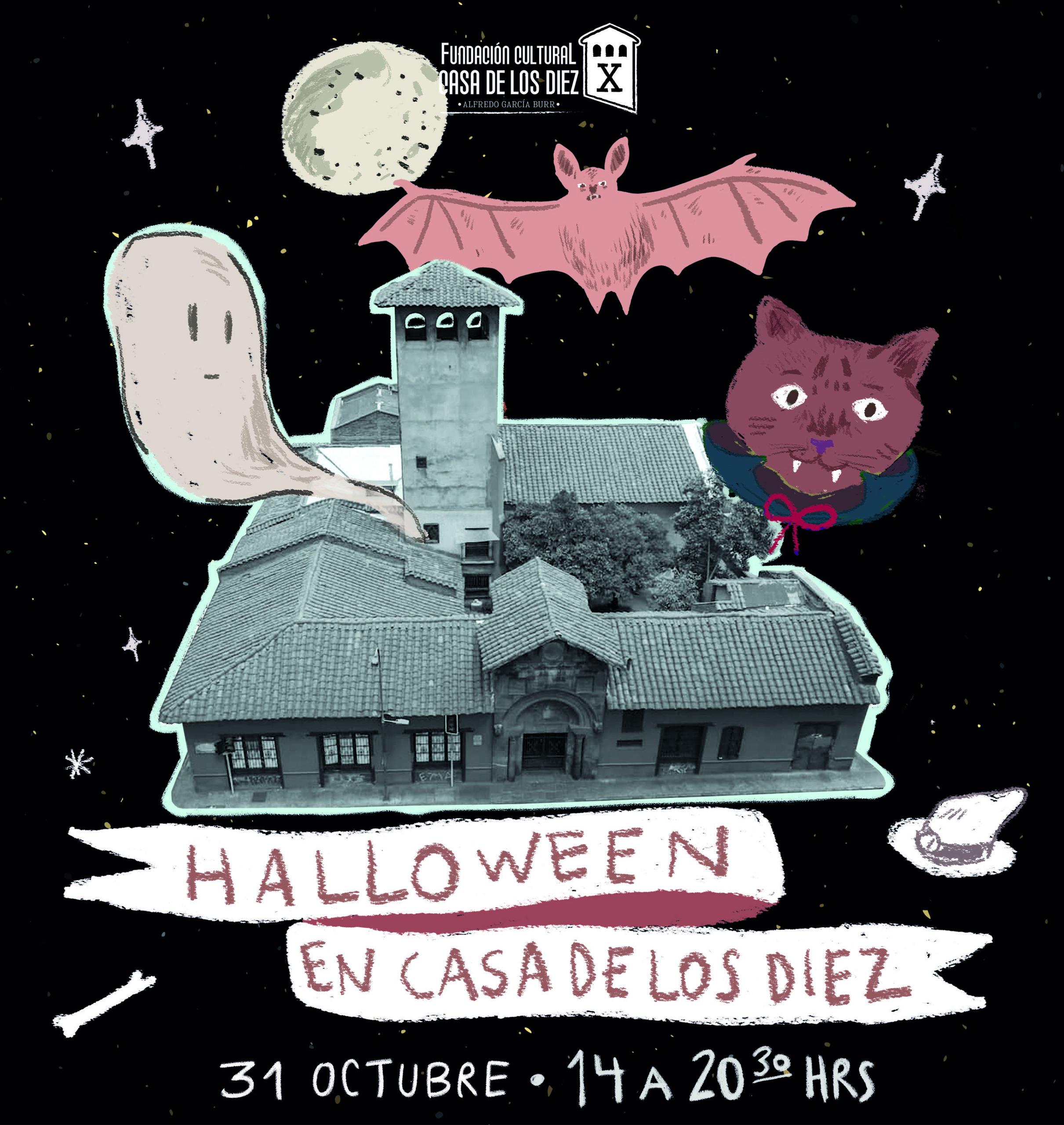 Halloween en Casa de Los Diez